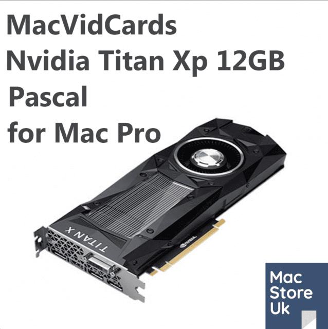 Nvidia Titan Xp 12GB by MacVidCards