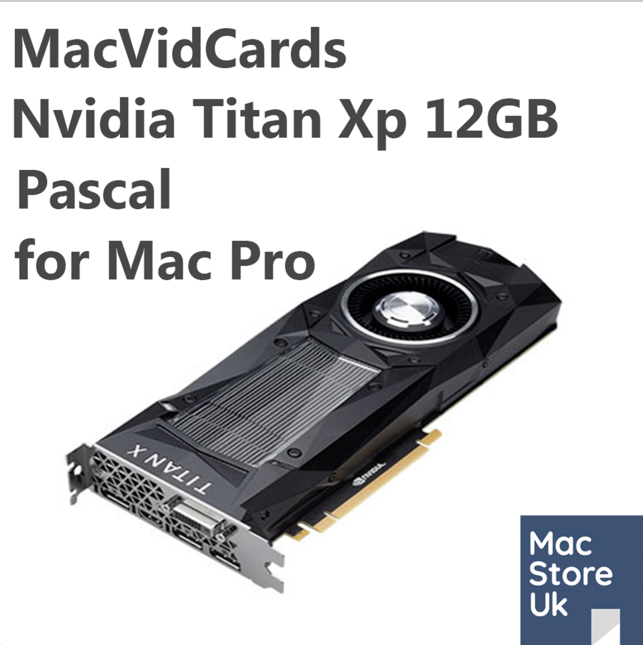 Mac store UK Nvidia Flashing Service by MacVidCards - Mac store UK