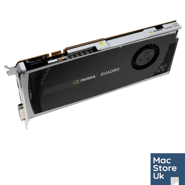 Nvidia Quadro 4000 2GB for Mac Pro - Genuine Apple version